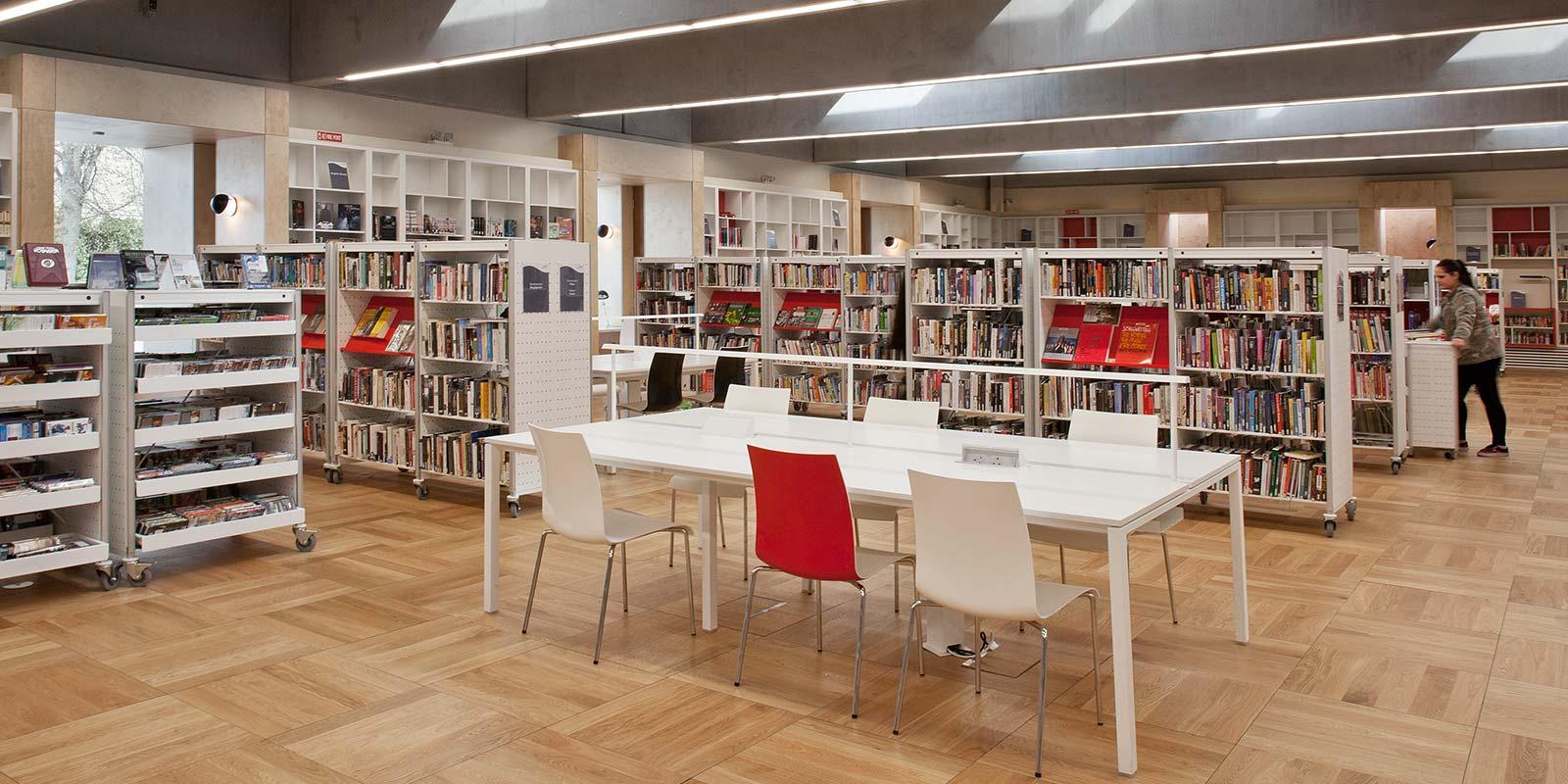 Ballyroan Library 1