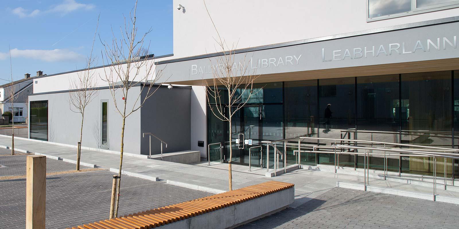 Ballyroan Library 5
