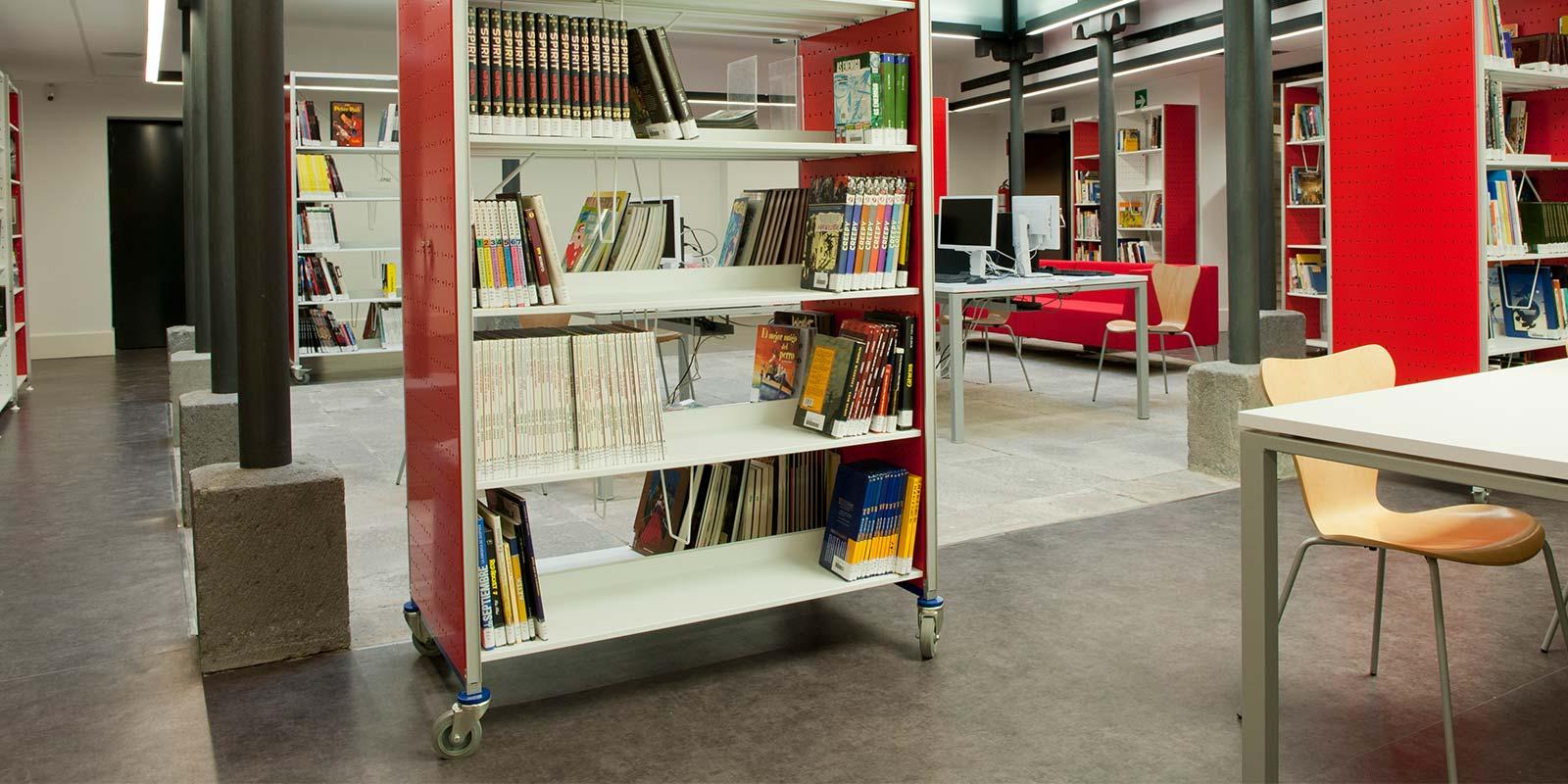 Biblioteca Insular das Canarias 2