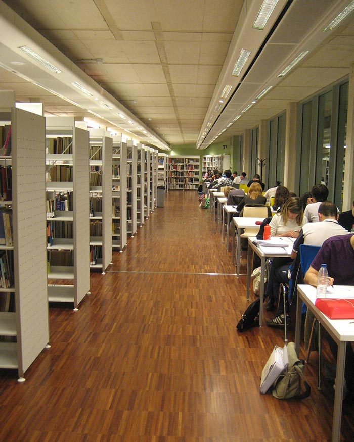 Biblioteca de Ciudad Real 2