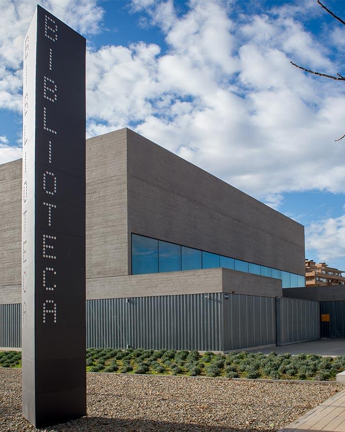Biblioteca de Reus 2
