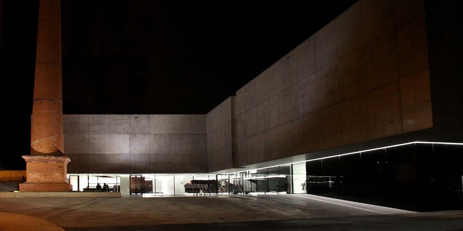 Centro de Artes de Águeda - CAA 2